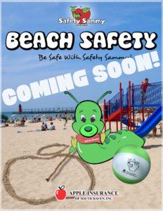 Safety Sammy Beach Safety 2